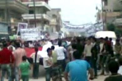 الإفراج عن مئات المعتقلين في بانياس وحملة على المعضمية