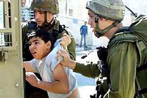 شهادات أسرى أطفال عن عمليات تعذيب وتنكيل