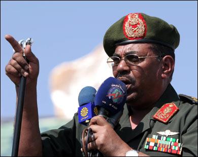 عمر البشير: منطقة أبيي تخص شمال السودان