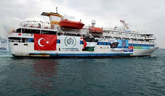 """رئيس الاركان الاسرائيلي، جانر: نستعد لمنع """"قافلة أسطول الحرية 2"""" وفقا لأوامر الحكومة"""