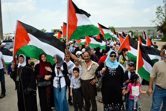 ذكرى النكبة: مؤسسة مسلمي أمريكا من أجل فلسطين تستضيف الزعبي