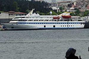 اتهام الموساد بالتخريب في إحدى سفن أسطول الحرية