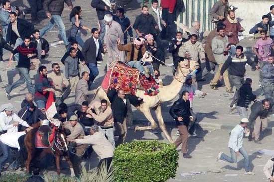 إحالة رموز النظام المصري السابق إلى محكمة الجنايات بتهمة القتل العمد