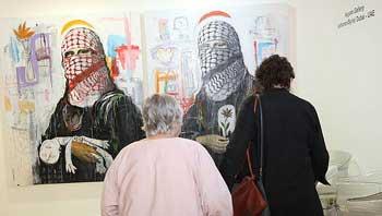 """مديرة """"مينارست"""" العالمي: ثورات العرب ساهمت في نمو الفن المعاصر"""