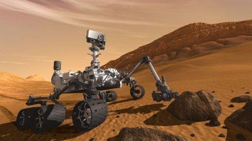 ناسا تستكشف أثرا للحياة في فوهة ارتفاعها 5 آلاف متر على المريخ