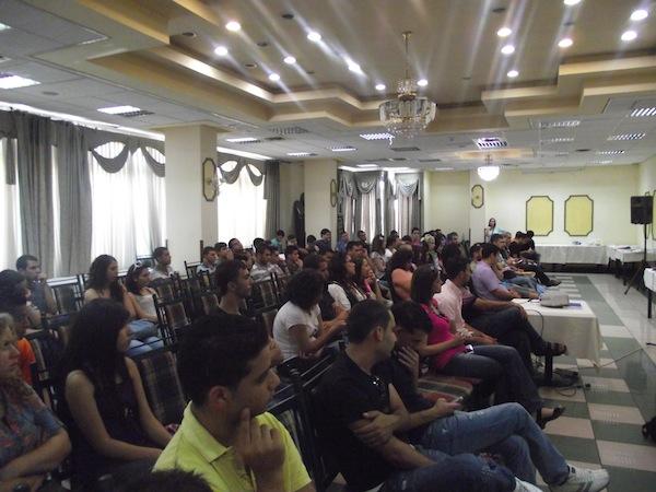 اتحاد الشباب الوطني الديمقراطي يفتتح معسكره الثاني عشر