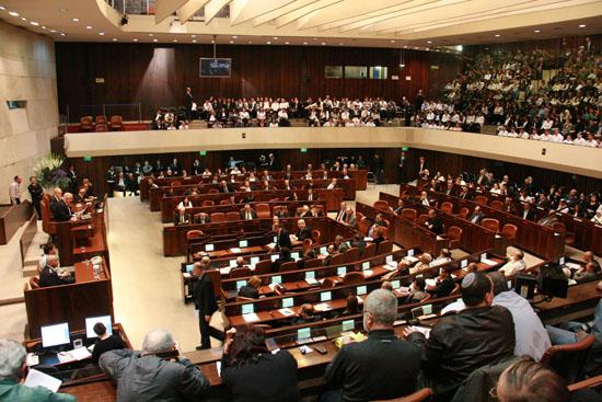 تقديم اقتراح قانون أساس يعتبر إسرائيل الدولة القومية للشعب اليهودي
