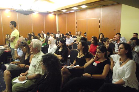 """""""مدى الكرمل"""" يختتم مؤتمره الأول لطلاب الدكتوراه الفلسطينيين"""
