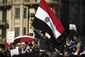 المصريون يتظاهرون أمام سفارة إسرائيل ويطالبون بطرد سفيرها
