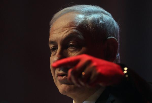 السفارة الأميركية في تل أبيب إعتبرت أن نتنياهو سيدفع السلام مع الفلسطينيين