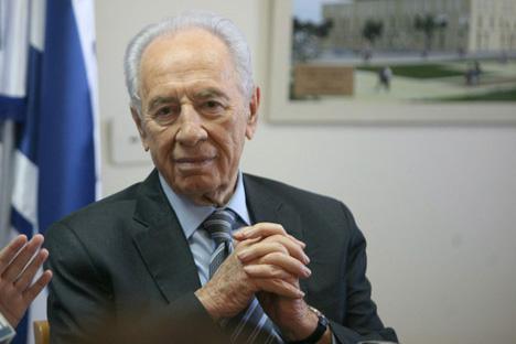 دبلوماسيون لإسرائيل: بيرس في الجمعية العامة سيؤدي إلى نتائج عكسية