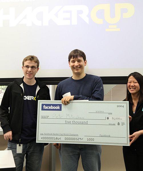 فيسبوك يقدم مكافآت مالية لمن يتمكن من اختراقه