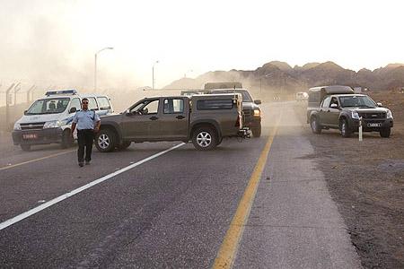 إطلاق نيران من سيناء باتجاه قوة إسرائيلية