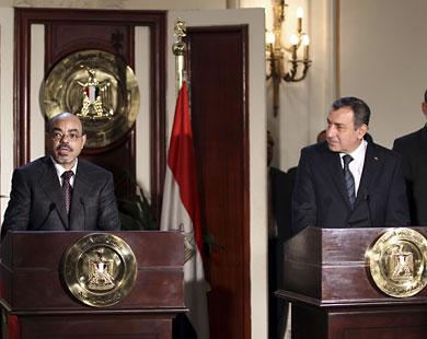 مصر وإثيوبيا تتفقان على فتح صفحة جديدة في العلاقات