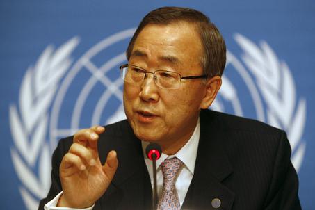 افتتاح الجمعية العامة؛ بان كي مون: يجب أن نخرج من الطريق المسدود في الشرق الأوسط