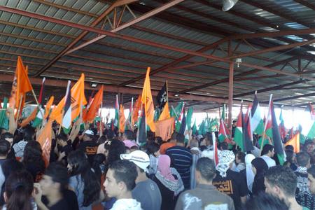 في ذكرى هبة القدس والأقصى: مسيرة مركزية في سخنين