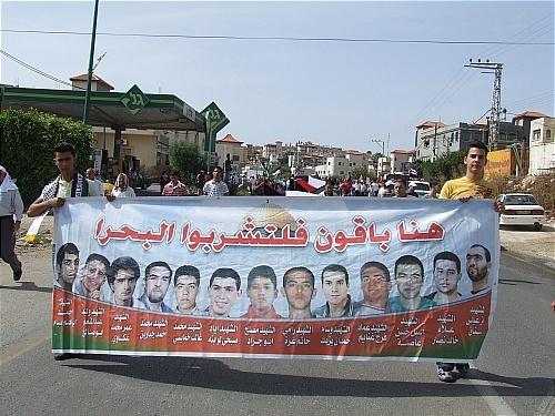 تجمع الناصرة يطالب البلدية بإقامة نصب تذكاري للشهداء