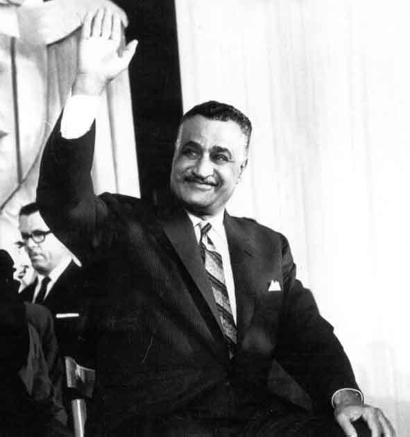 """""""خالد يا ابا خالد"""" - جمال عبد الناصر 15/1/1918  - 28/9/1970"""