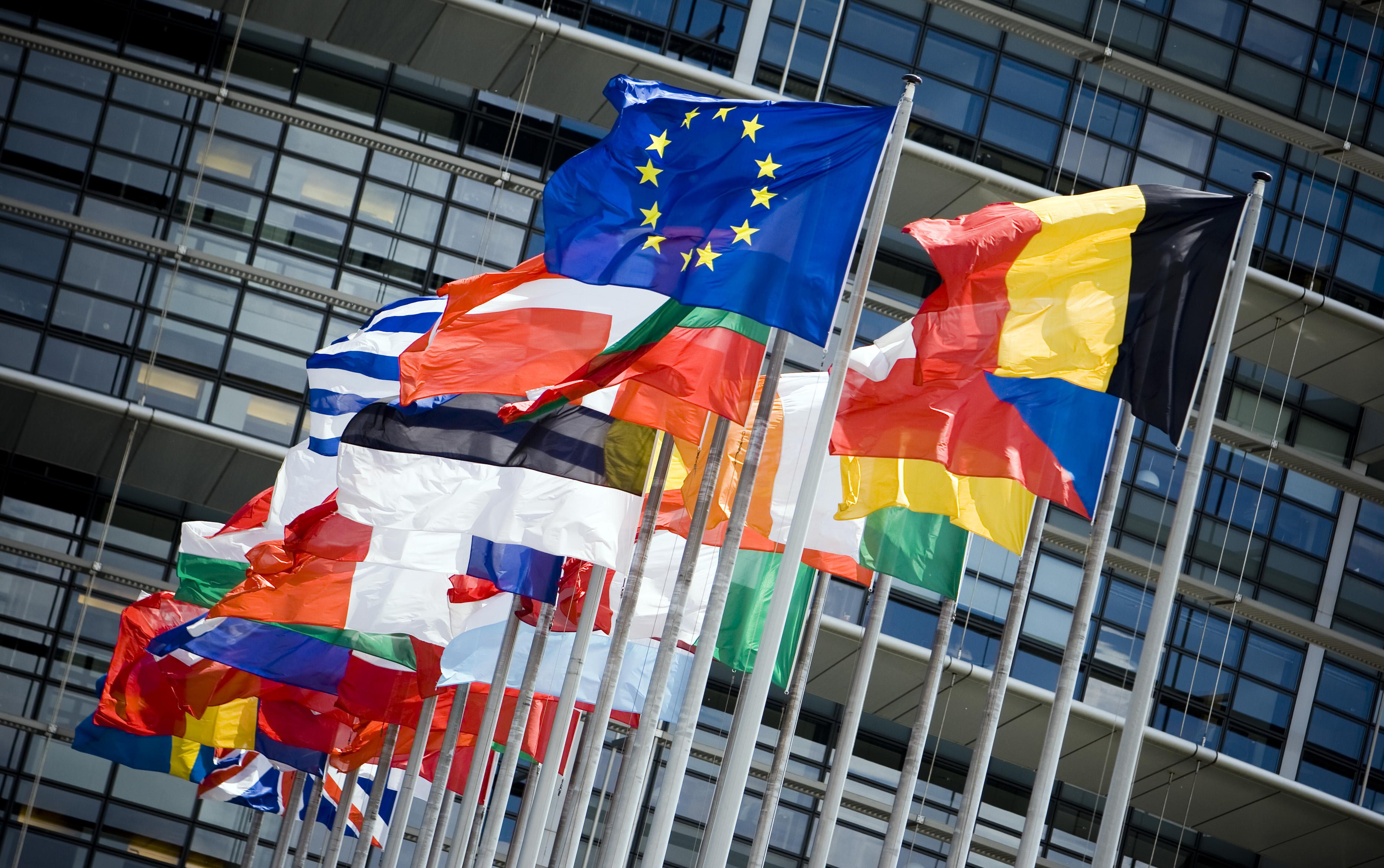 البرلمان الأوروبي يتبنى قرار شرعية المطلب الفلسطيني بدولته