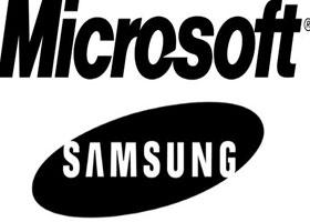 براءات اختراع مشتركة بين مايكروسوفت وسامسونج