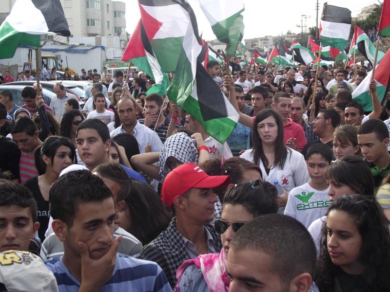 """زعبي تطالب بإدخال """" هبة القدس والاقصى"""" إلى منهاج المدنيات"""