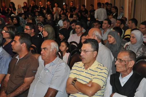 كفرمندا: حشد كبير في أمسية إحياء ذكرى هبة القدس والاقصى