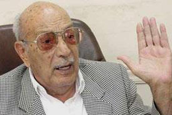 نعي أحد الضباط الأحرار وأحد مؤرخي ثورة 23 يوليو أحمد حمروش