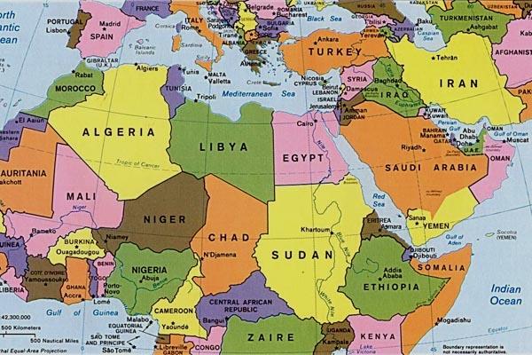 نتانياهو يعمل على تشكيل تحالف مع دول أفريقية