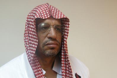 اعتقال الشيخ يوسف الباز من داخل الأقصى