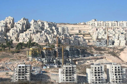 """حي استيطاني جديد ومزرعة على 1,700 دونم لتوسيع مستوطنة """"أفرات"""""""