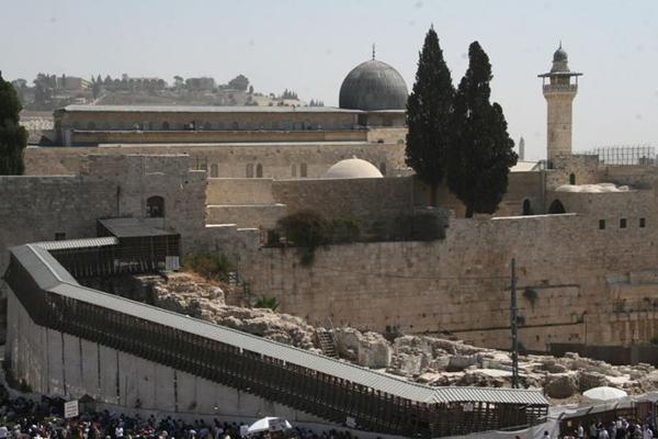 مؤسسة القدس الدولية: تقدير موقف حول هدم طريق المغاربة