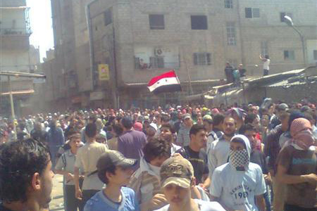 مسؤول سوري في القاهرة للتوقيع على المبادرة العربية