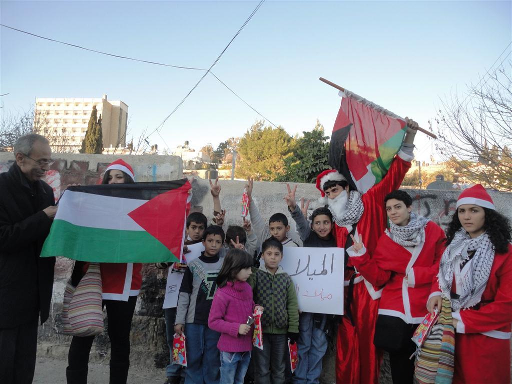 نشاط للطلاب العرب: الميلاد في الشيخ جراح ميلاد الثورة