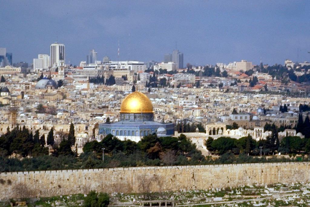 """الكنيست يناقش غدا مشروع قانون إعلان القدس """"عاصمة للشعب اليهودي"""""""