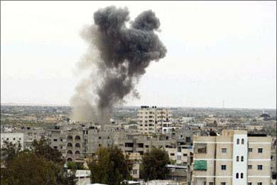 شهيد وخمسة جرحى في قصف مدفعي اسرائيلي على غزة