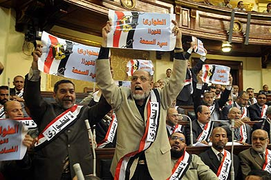 الخارجية الأمريكية: الإخوان المسلمون تعهدوا باحترام اتفاقية السلام