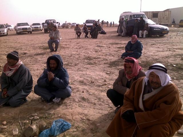 لجنة التوجيه العليا لعرب النقب تدعو لمظاهرة يوم 26 يناير