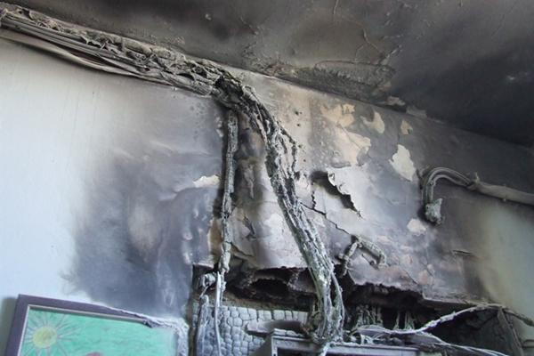 عرعرة: أولياء أمور الطلاب في مدرسة السلام يطالبون بالتحقيق في الحريق