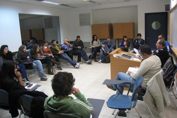 جمعية الثقافة العربية تنظم حلقات قراءة في جامعة تل أبيب والتخنيون