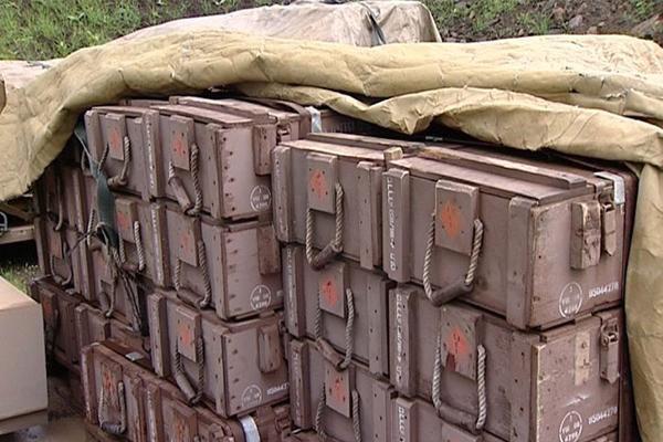 سرقة أكثر من 1500 قذيفة مدفعية من قاعدة عسكرية إسرائيلية