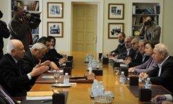 بدء اجتماع اللجنة الوزارية العربية لبحث مصير بعثة المراقبين في سوريا