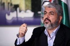خالد مشعل وصل الى عمان برفقة ولي العهد القطري