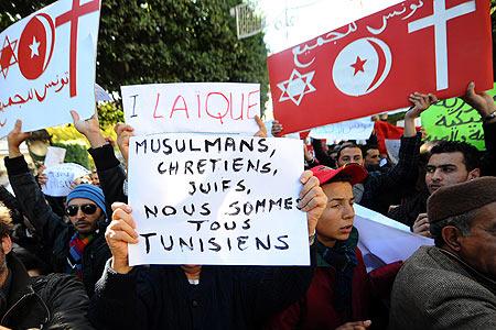 اليهود التونسيون يؤكدون مجددا رفضهم الهجرة إلى البلاد