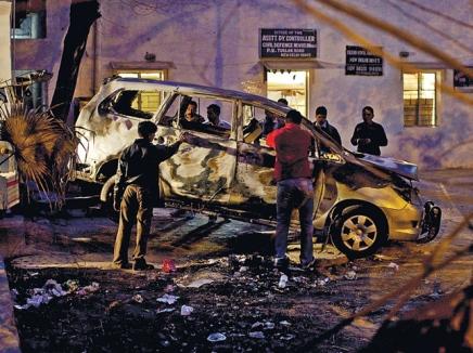 مصادر استخبارية اسرائيلية تتوقع ان يكون تفجيري دلهي وتبليسي حلقة في سلسلة تفجيرات