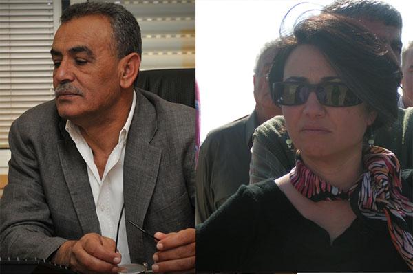 زحالقة وزعبي يطرحان قضايا الخدمات الاجتماعية في الوسط العربي أمام وزير الرفاه الاجتماعي