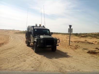 اسرائيل تعلن عن احباط عملية عسكرية ضد قواتها في سيناء