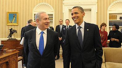 في مستهل اجتماعهما: نتنياهو واوباما يطلقان تصريحات ساخنة تجاه ايران