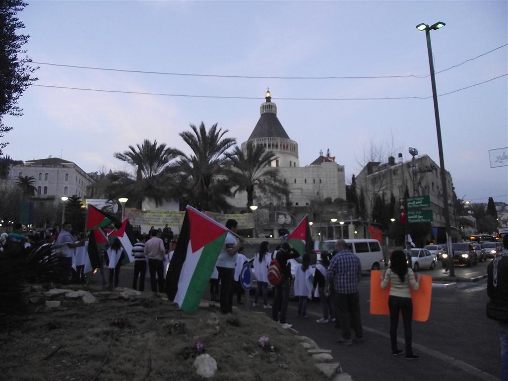 عوض عبد الفتاح: الموقف الصلب والموحد احبط محاولة عصابات مارزل دخول الناصرة