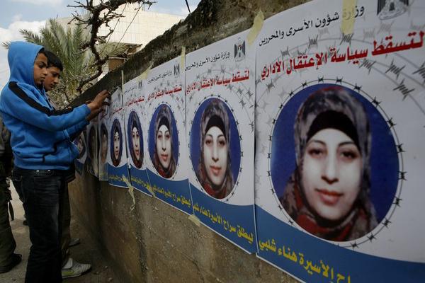تدهور الوضع الصحي للأسيرة هناء الشلبي المضربة عن الطعام منذ 25 يوما