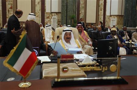 انطلاق اعمال القمة العربية: عودة العراق وغياب سوريا وعبد الجليل يسلم الرئاسة للطالباني!